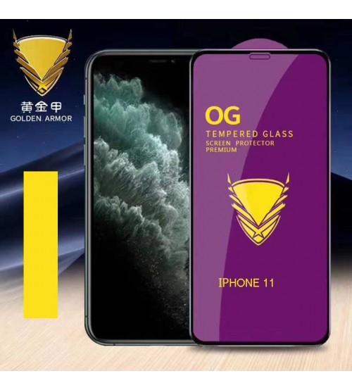 Стъклен протектор OG Full за iPhone 11
