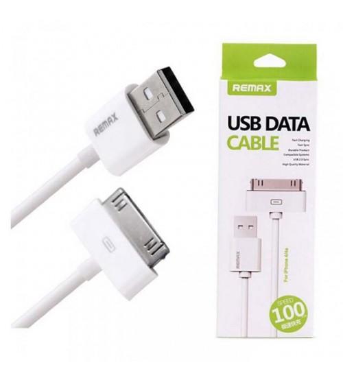Usb кабел за зареждане на iPhone 4/4s Remax