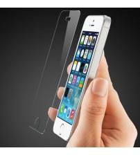 Стъклен скрийн протектор за iPhone 5s/5/SE