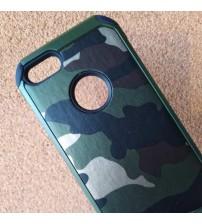 Силиконов калъф за iPhone 7 гръб камуфлажен