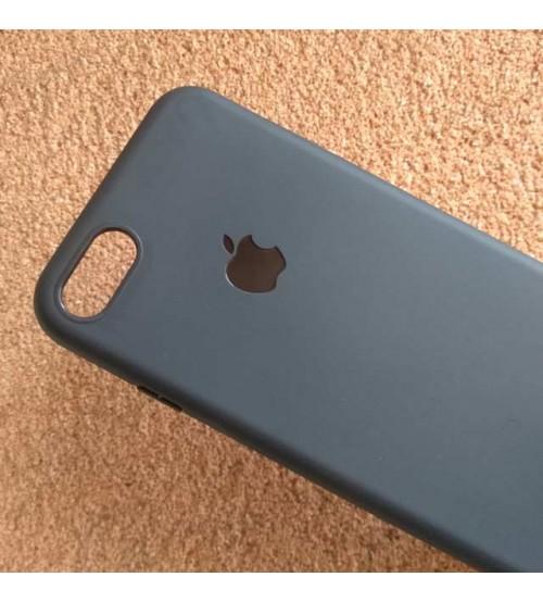 Калъф за iPhone 7 черен гръб луксозен