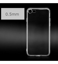 Силиконов калъф за Iphone 7 прозрачен гръб