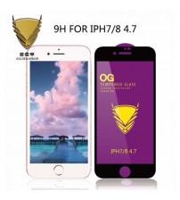 Стъклен протектор OG Full за iPhone 7
