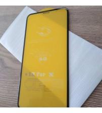 Стъклен 5D скрийн протектор за iPhone XS