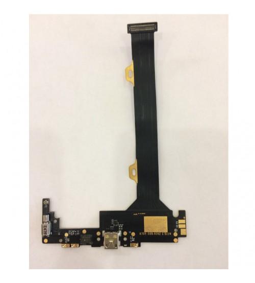 Платка с USB букса за зареждане за Lenovo Vibe Z2 Pro K920