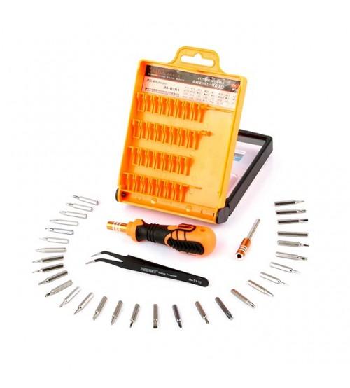 Комплект отвертки за ремонт на телефони 33 части