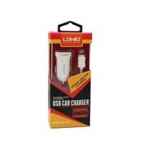 Зарядно за iPhone 6 / 7 / SE за в кола Ldnio C17
