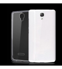 Силиконов калъф за Lenovo A1000 прозрачен гръб