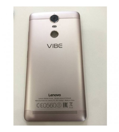 Заден капак за Lenovo Vibe K5 Note A7020a48 златен