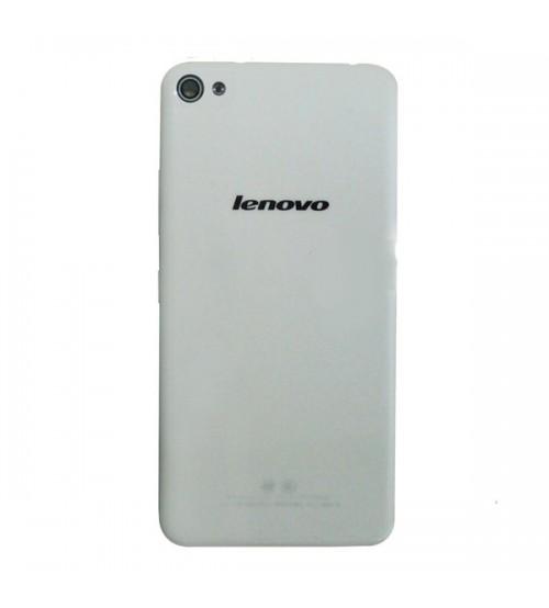 Заден капак за Lenovo S60 бял