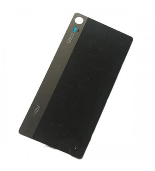 Заден капак за Lenovo Vibe Shot Z90 черен