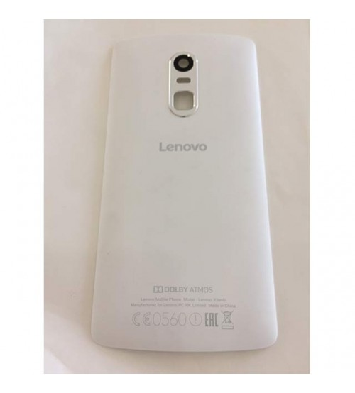 Заден капак за Lenovo Vibe X3 X3a40 бял