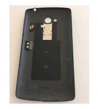 Заден капак за LG L Fino D290 черен