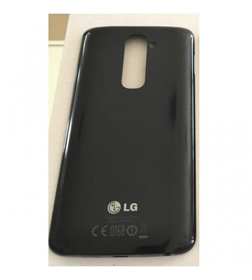Заден капак за LG G2 D802 черен