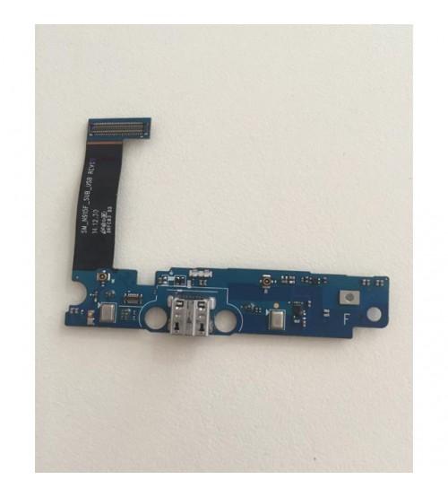 Платка с USB букса за зареждане за Samsung Note Edge N915F