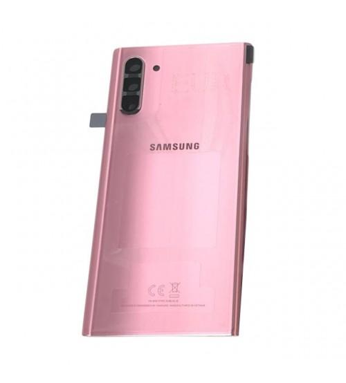Заден капак за Samsung Note 10 N970 розов