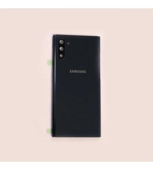Заден капак за Samsung Note 10 N970 черен