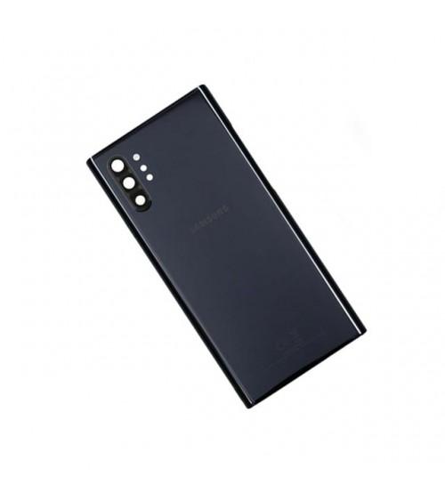 Заден капак за Samsung Note 10 Plus N975 черен