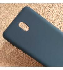 Силиконов калъф за Nokia 2 черен гръб Lux
