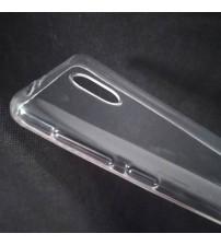 Силиконов калъф за Nokia 2 прозрачен гръб