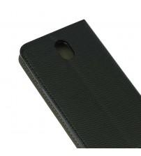Калъф за Nokia 2 страничен флип тефтер черен