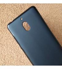 Калъф за Nokia 2.1 2018 силиконов гръб черен мат