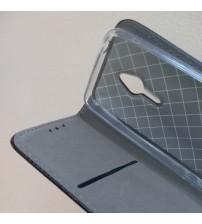 Калъф тефтер за Nokia 230 черен Book