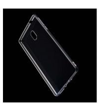 Силиконов калъф за Nokia 3 прозрачен гръб