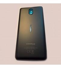 Заден капак за Nokia 3.1 черен