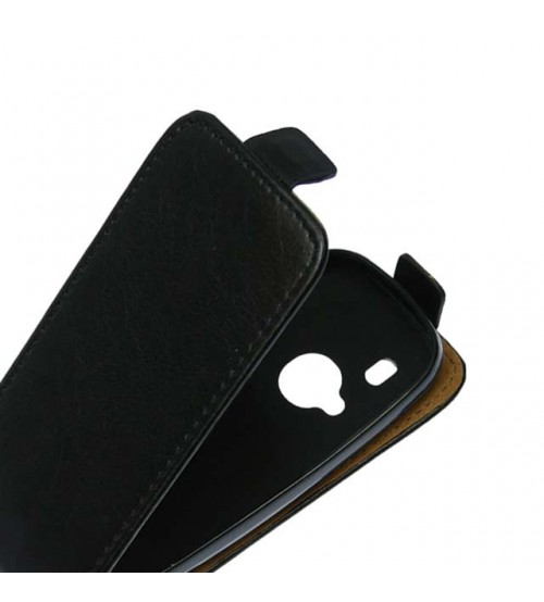 Калъф за Nokia 3310 2017 черен тефтер Flexi