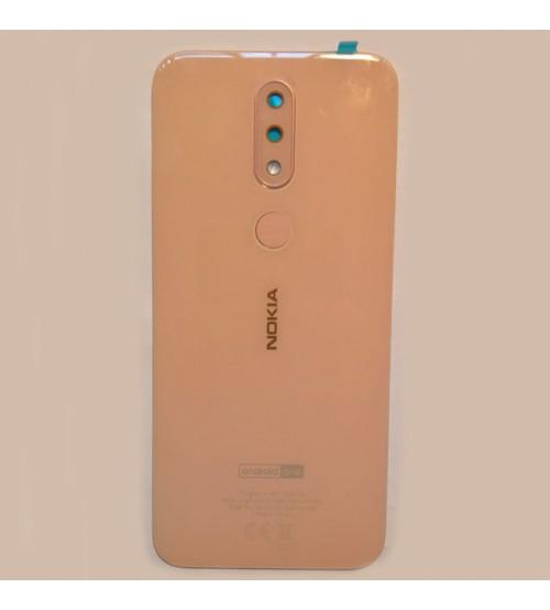 Заден капак за Nokia 4.2 розов
