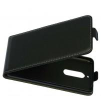 Калъф за Nokia 5 флип тефтер черен Flexi