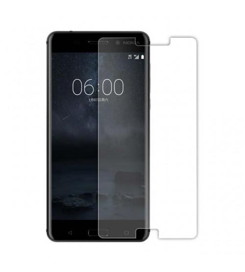 Стъклен скрийн протектор за Nokia 5