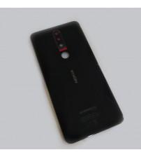 Заден капак за Nokia 5.1 Plus черен