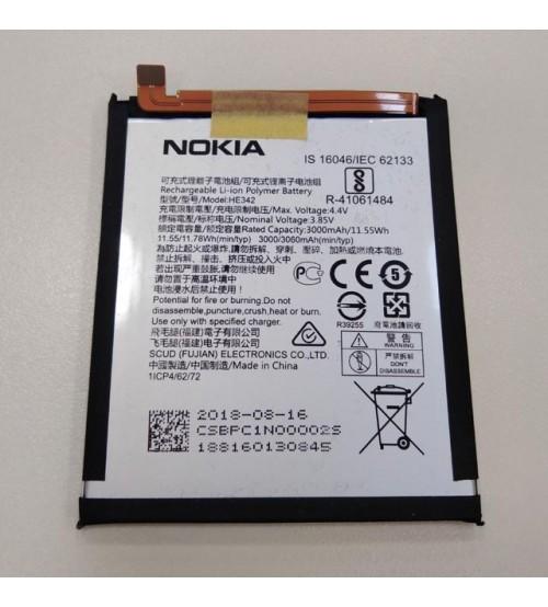 Батерия за Nokia 7.1 HE342