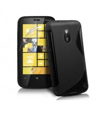 Калъф за Nokia Lumia 620 силиконов гръб S-line
