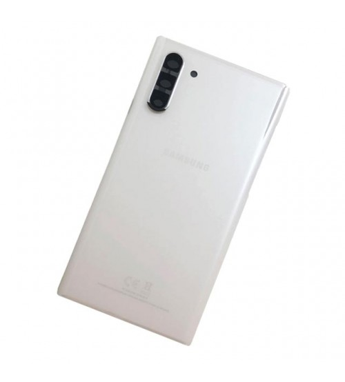 Заден капак за Samsung Note 10 N970 бял