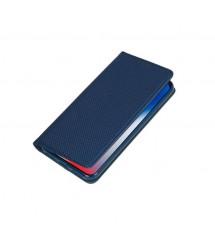 Калъф за Huawei Nova 5T тефтер тип книга Magnet син