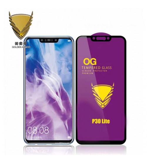 Стъклен протектор OG Full за Huawei P30 Lite