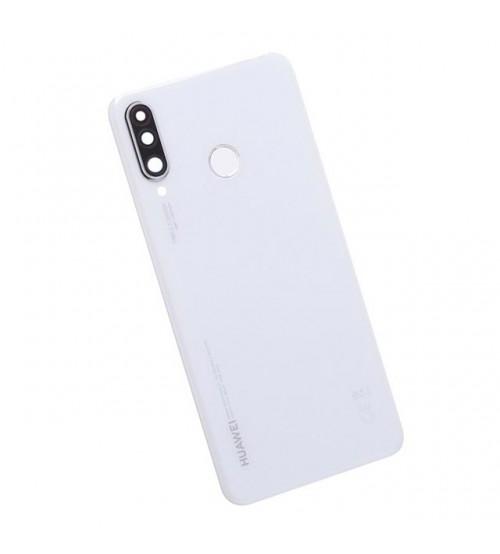 Заден капак за Huawei P30 Lite бял