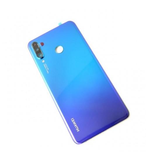 Заден капак за Huawei P30 Lite син