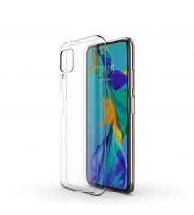 Калъф за Huawei P40 Lite силиконов кейс прозрачен