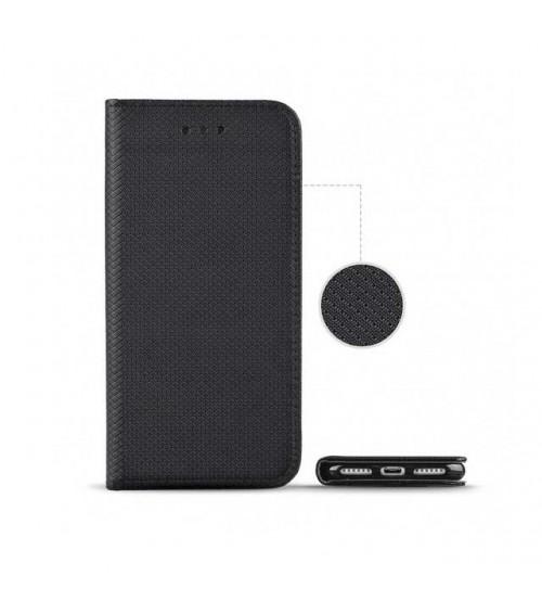Калъф за Huawei P40 Lite тефтер тип книга черен