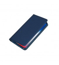 Калъф за Huawei P40 Lite тефтер тип книга син