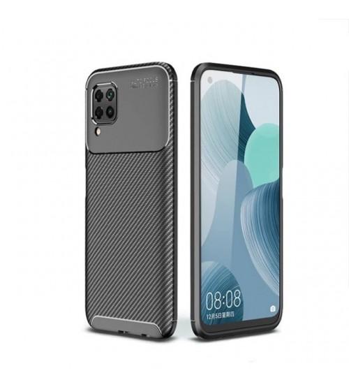 Калъф за Huawei P40 Lite силиконов кейс Plaid