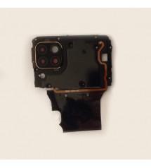 Стъкло за камера за Huawei P40 Lite черно