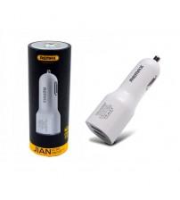 Зарядно за телефон за в кола Remax с два USB порта