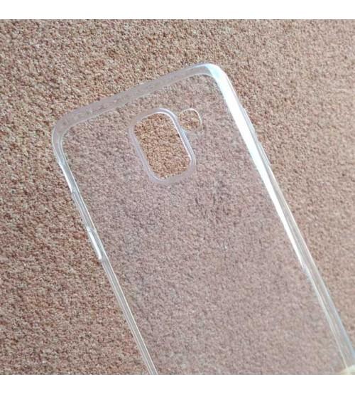 Силиконов калъф за Samsung S9 Plus прозрачен гръб