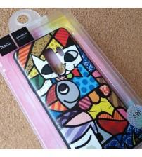 Калъф за Samsung S9 Plus силиконов кейс HOCO CAT