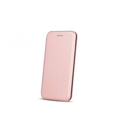 Калъф за Samsung A10 A105F тефтер тип книга Fashion розов